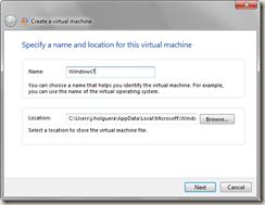 VirtualMachineName